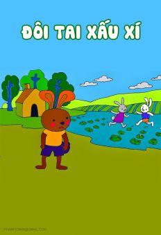 Những câu chuyện về thỏ con: Đôi tai xấu xí