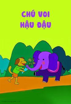 Biết lắng nghe: Chú voi hậu đậu
