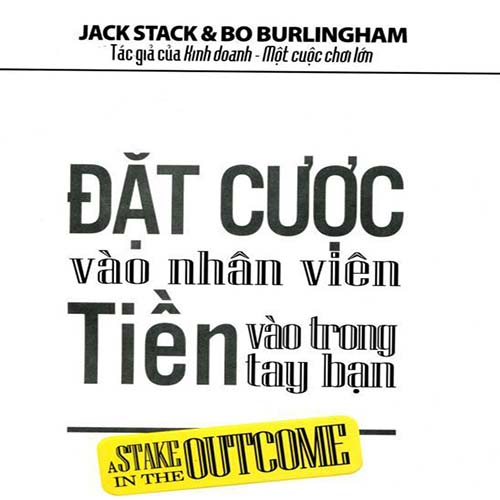 Jack Stack, Bo Burlingham
