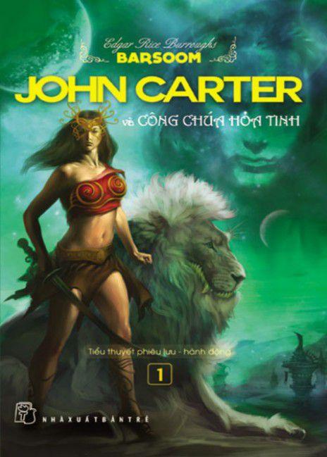 John Carter và công chúa hỏa tinh