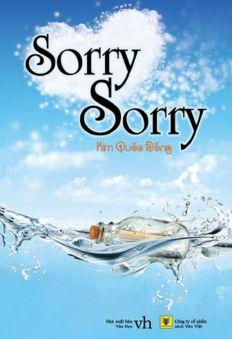 Sorry sorry
