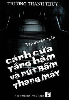 Cánh Cửa Tầng Hầm Và Nút Bấm Thang Máy