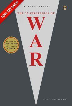 [Tóm tắt sách] - 33 Chiến lược của chiến tranh