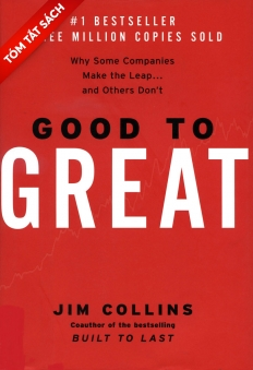 [Tóm tắt sách] - Từ tốt đến vĩ đại