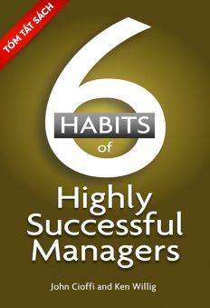 [Tóm tắt sách] 6 thói quen của nhà quản lý thành công