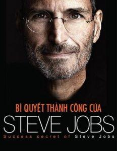 Bí quyết thành công của Steve Jobs
