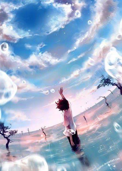 Kí ức về bầu trời xanh
