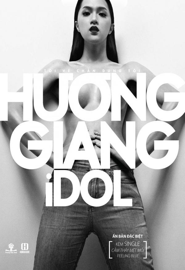 Hương Giang idol - Tôi vẽ chân dung tôi