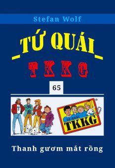 Tứ Quái TKKG - Tập 65 - Thanh Gươm Mắt Rồng