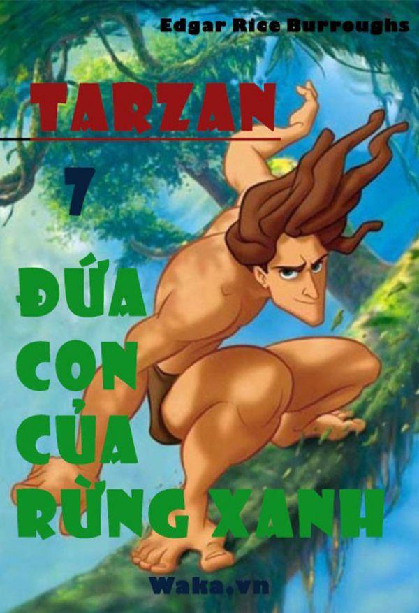 Tarzan - Đứa con của rừng xanh - Phần 7