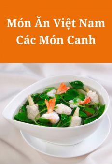 Món ăn Việt Nam: Các món canh