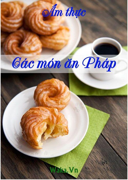 Các món ăn kiểu Pháp