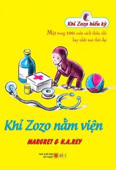 Khỉ Zozo nằm viện