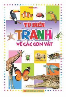 Từ điển tranh về các con vật