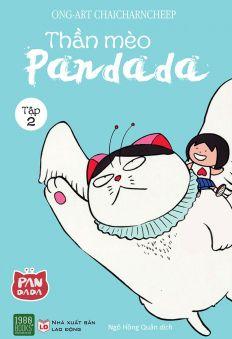Thần mèo Pandada - Tập 2