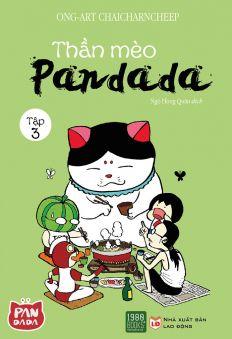 Thần mèo Pandada - Tập 3