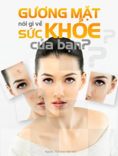 Gương mặt nói gì về vấn đề sức khỏe của bạn?
